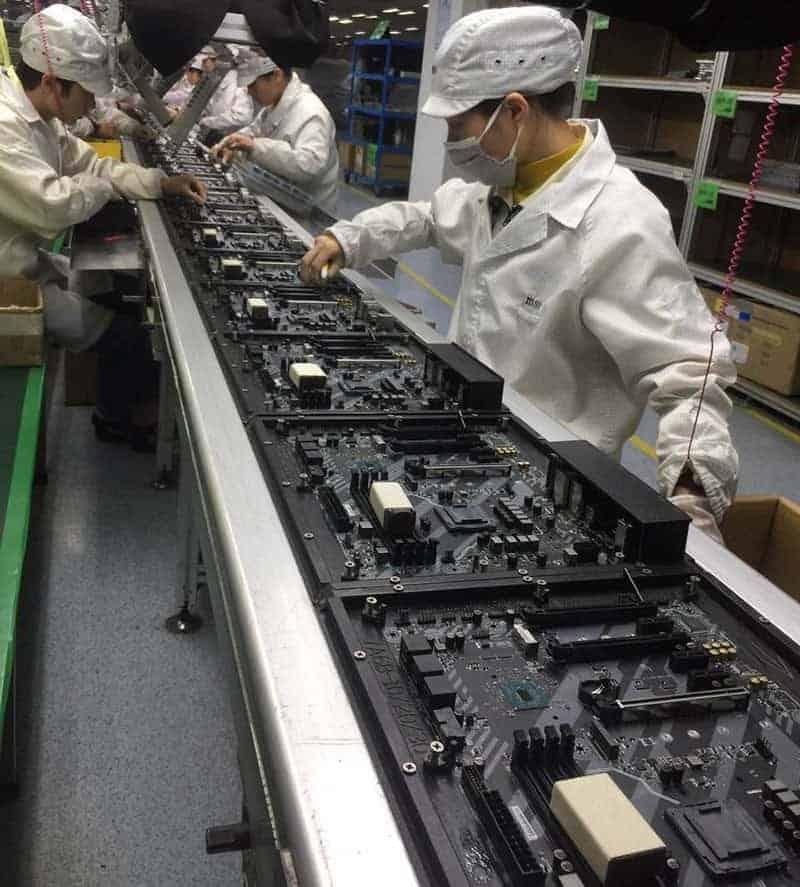 潛入微星恩斯邁廠 - 電競第一的主機板、顯示卡怎麼製造的? 9