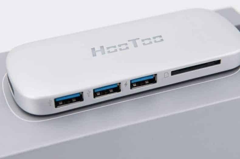 Hootoo Type C hub (HT-UC001/UC007) - 質感極佳的筆電USB hub-TechTeller (科技說)